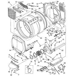 kenmore 11082824101 bulkhead diagram [ 1696 x 2200 Pixel ]