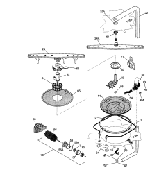frigidaire fdb989gfw2 motor and pump diagram [ 1696 x 2200 Pixel ]