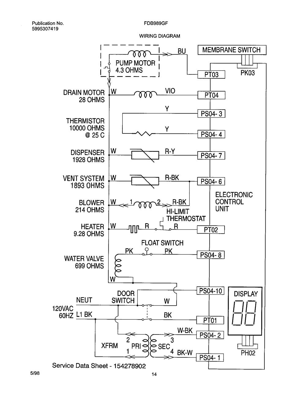 medium resolution of frigidaire dishwasher wiring diagrams wiring diagram hostfrigidaire dishwasher wiring diagrams