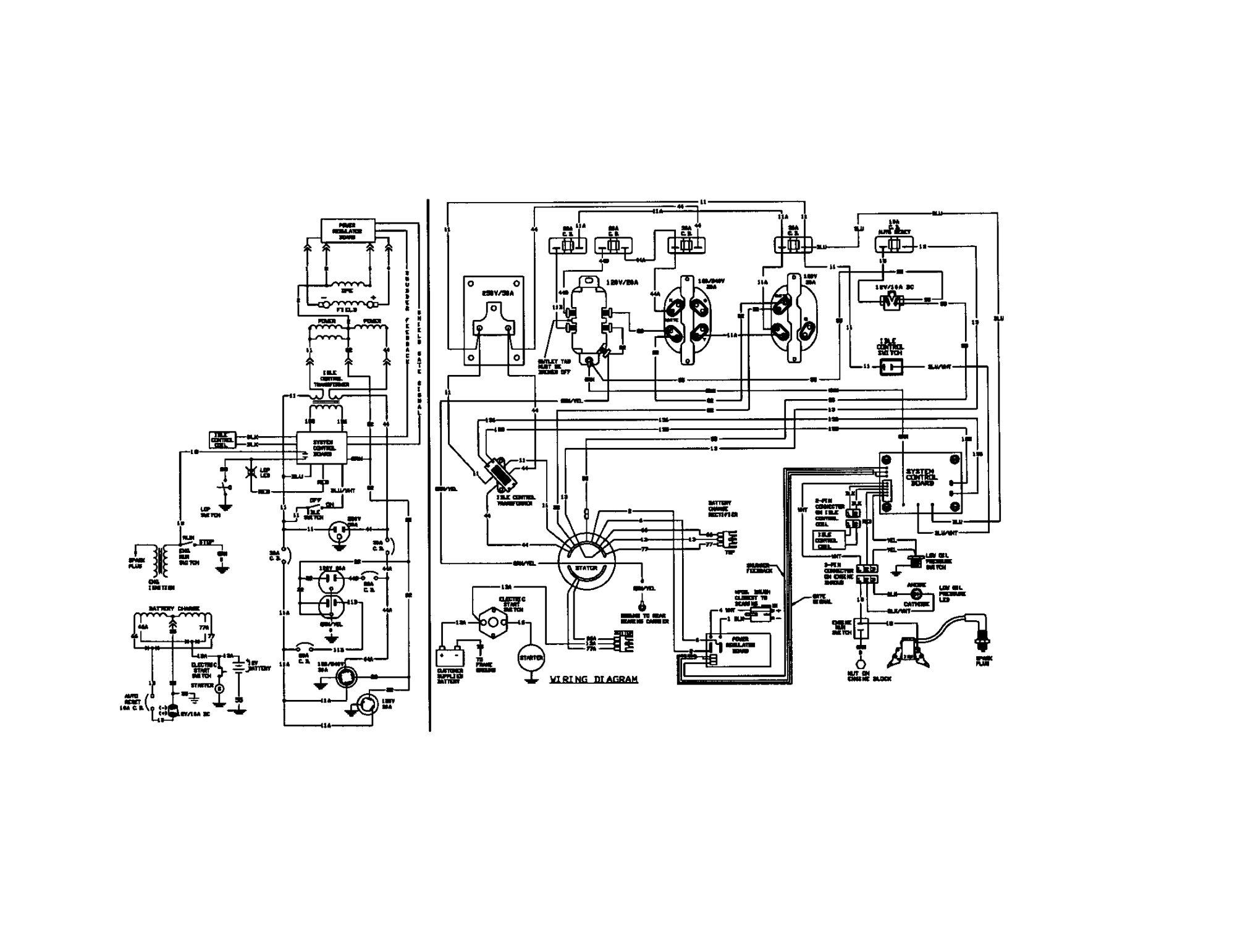 hight resolution of craftsman 580327181 wiring diagram diagram
