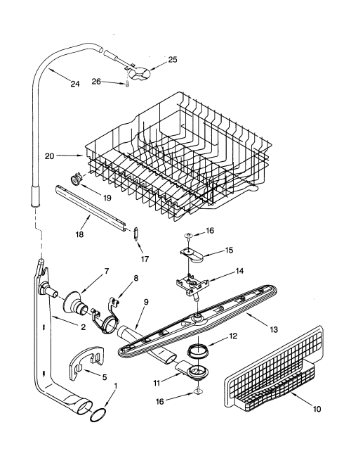 small resolution of kenmore elite dishwasher parts diagram together with kenmore kenmore elite dryer wiring