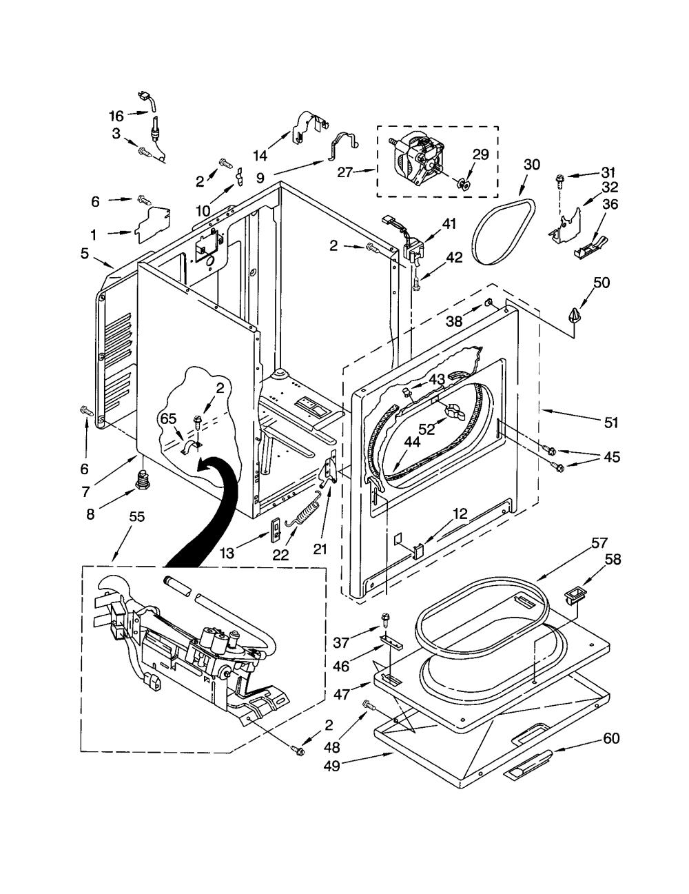 medium resolution of wiring diagram for kenmore series 80 washer furthermore kenmore kenmore 80 series gas dryer wiring diagram