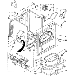kenmore model 11072812101 residential dryer genuine parts lg dryer wiring diagram sears kenmore dryer wiring diagram [ 1696 x 2200 Pixel ]