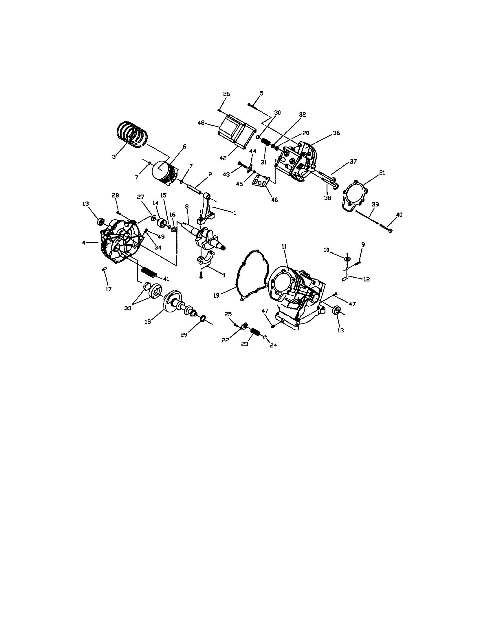 Generac Ohvi Engine Parts Diagram Wiring A Split Outlet