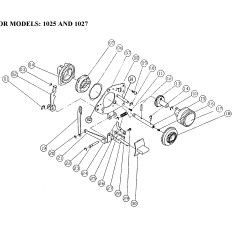 Singer 401a Stitch Diagram Case Tractor Wiring Sewing Housing Parts Model 1025 Searspartsdirect