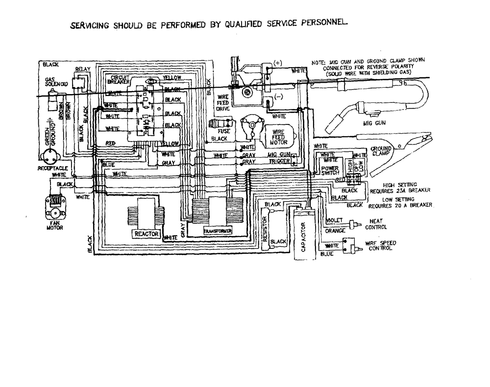 medium resolution of century 130 wire feed welder parts model 117 052 sears partsdirect mig welder control circuit diagram