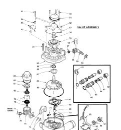 kenmore 625348450 valve assembly diagram [ 1696 x 2200 Pixel ]