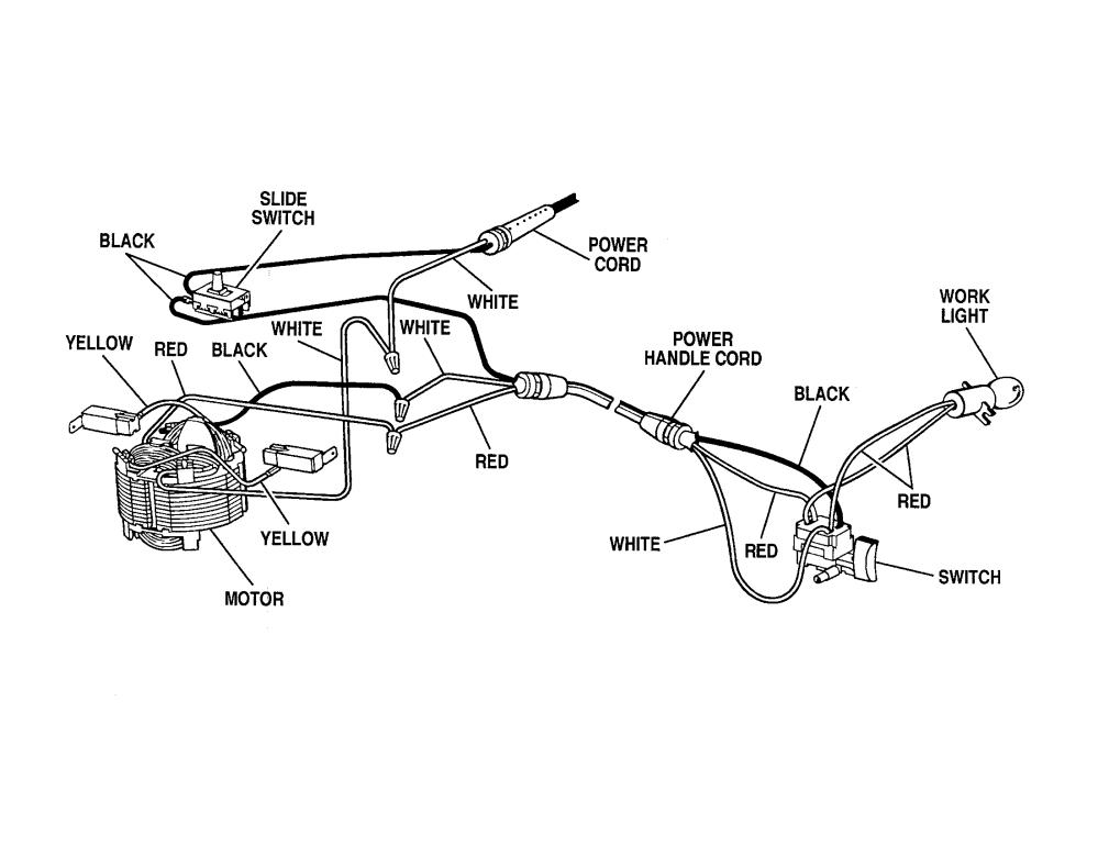 medium resolution of craftsman 315175140 wiring diagram diagram