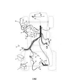 beautiful craftsman 917 270781 mower nissan titan fuse and relay kohler ignition wiring diagram at craftsman [ 1696 x 2200 Pixel ]