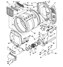 kenmore model 11092826102 residential dryer genuine parts kenmore dryer schematics sears dryer diagram [ 1696 x 2200 Pixel ]