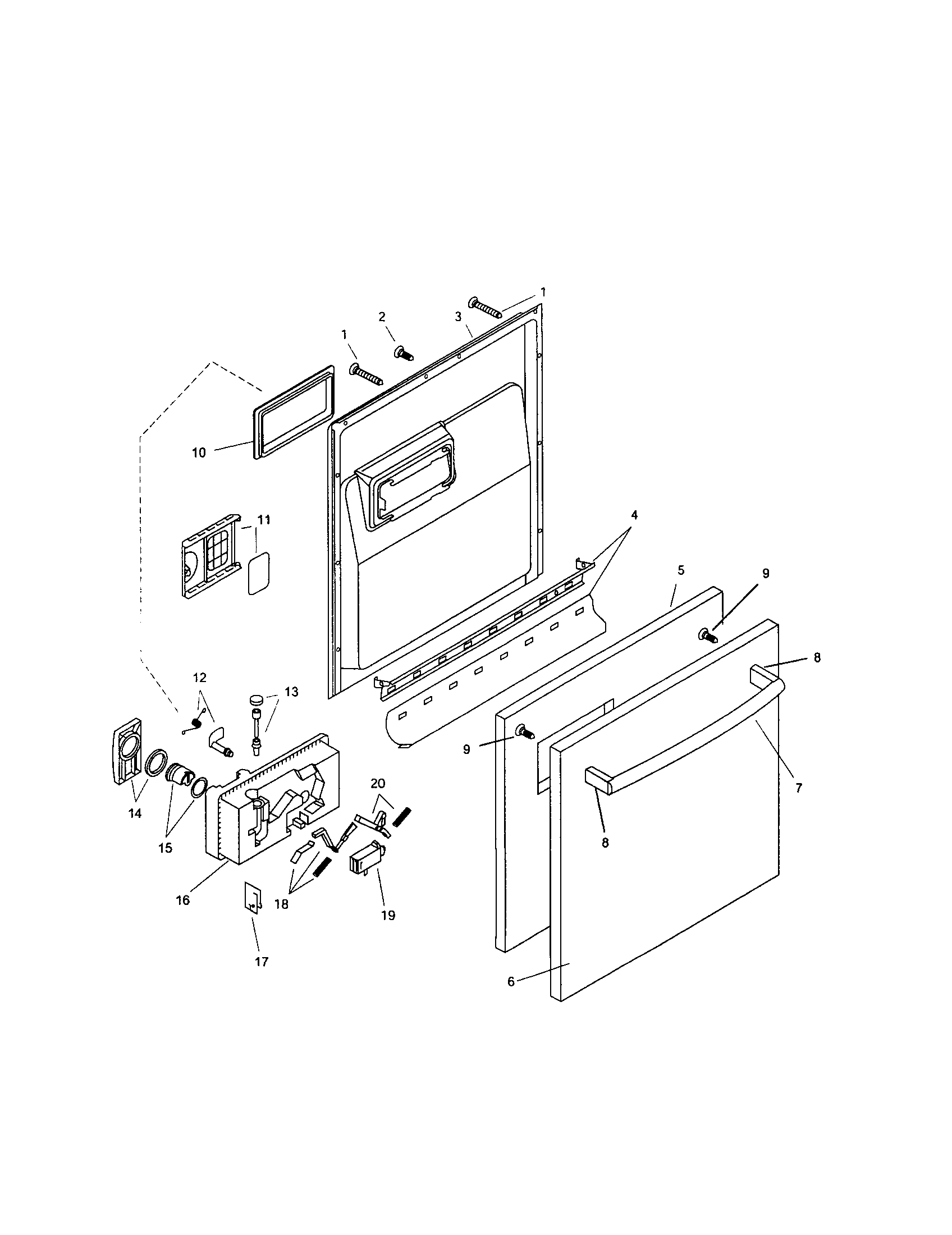 Bosch Dishwasher Parts: Bosch Dishwasher Parts 51