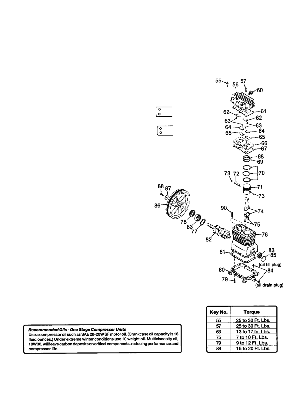medium resolution of air compressor parts diagram compressor pro ac compressor diagram wiring