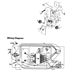 Ez Go Charger Receptacle Wiring Diagram Cj5 Steering Column Powerwise Library