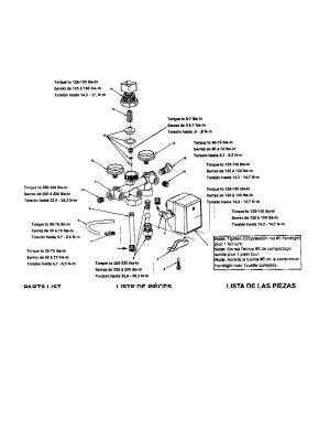 MANIFOLDGAUGEPRESSURE SWITCH Diagram & Parts List for