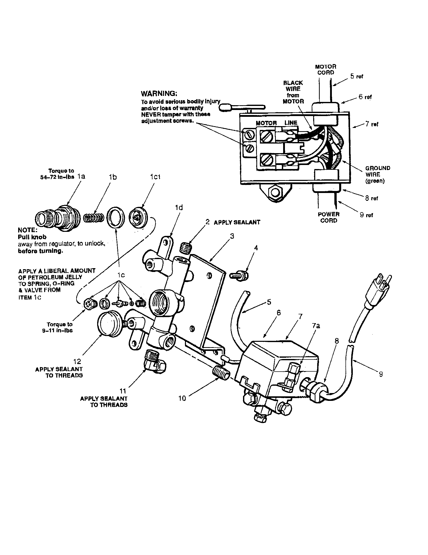 Sanborn 60 Gallon Air Compressor Wiring Diagram Sanborn
