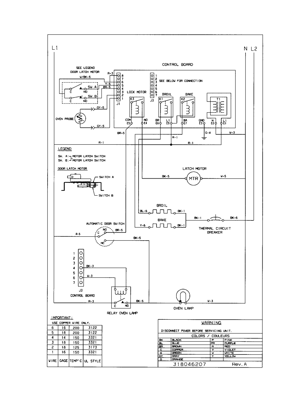 medium resolution of wiring diagram for frigidaire wall oven data schematic diagram wiring diagram for frigidaire wall oven