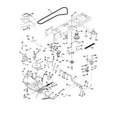 craftsman lt1000 belt diagram furthermore craftsman mower deck diagram [ 1696 x 2200 Pixel ]