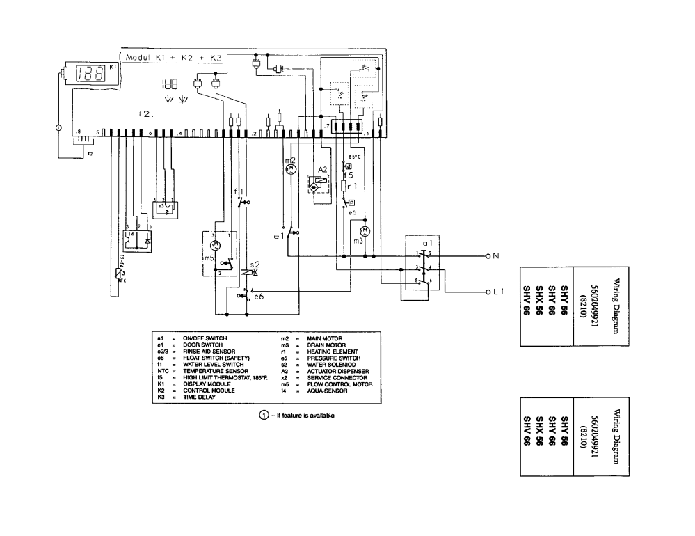 medium resolution of bosch dishwasher wiring diagram