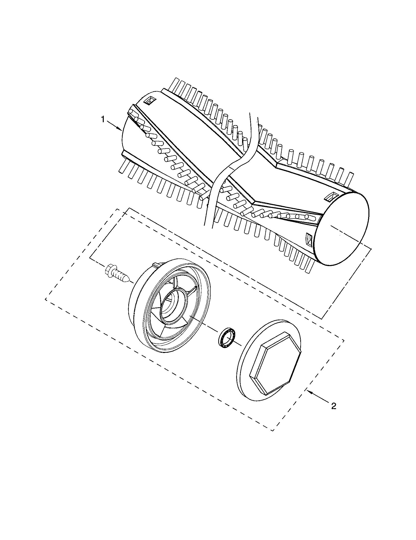Vacuum Parts: Kenmore Parts Vacuum