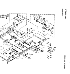 wiring diagram for craftsman table saw 137 248830 [ 2227 x 1732 Pixel ]