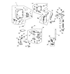 kenmore 38516221300 face cover presser base plate diagram [ 1696 x 2200 Pixel ]