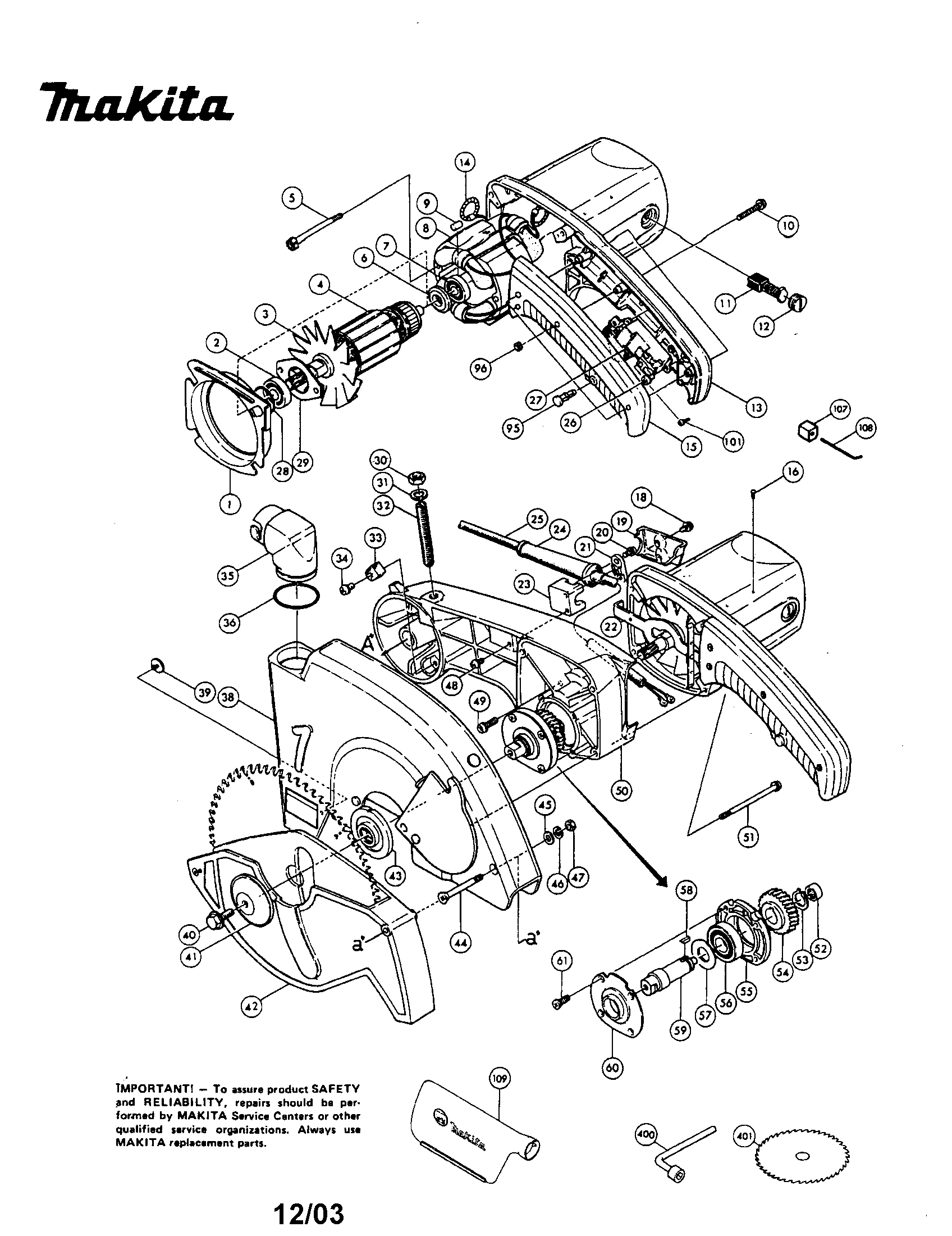 [DIAGRAM in Pictures Database] Makita Miter Saw Switch
