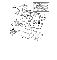 craftsman model 13953992 garage door opener genuine parts stove wiring diagram garage opener wiring diagram [ 1696 x 2200 Pixel ]