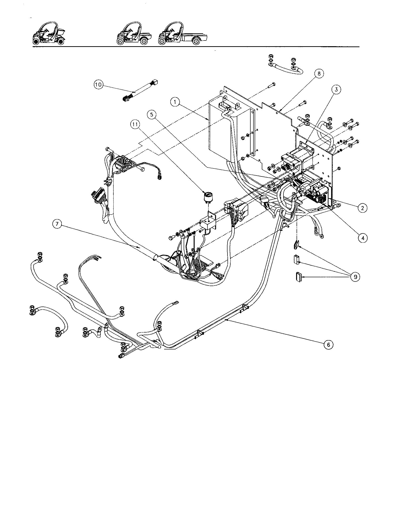 hight resolution of gem car e825 wiring diagram wiring diagram inside