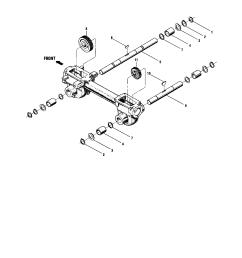 ctr troy bilt bronco tiller diagram [ 1696 x 2200 Pixel ]