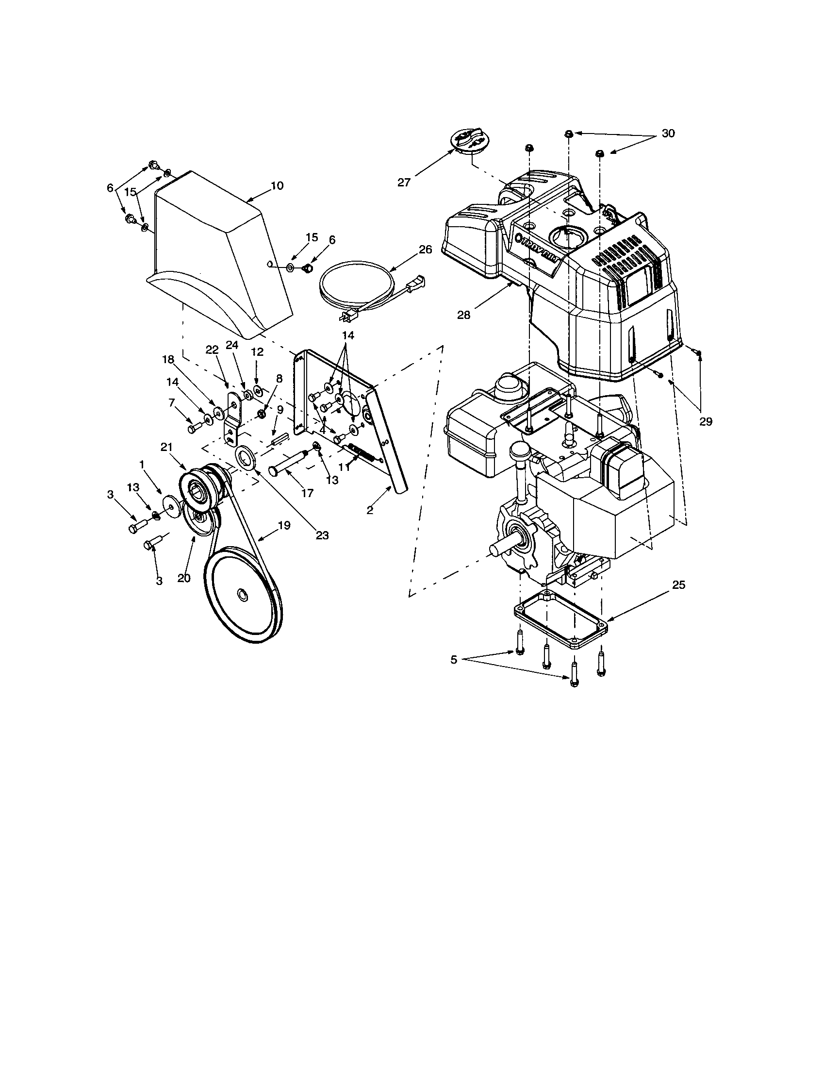 [DIAGRAM] Bobcat 1812 Snowblower Wire Diagrams FULL