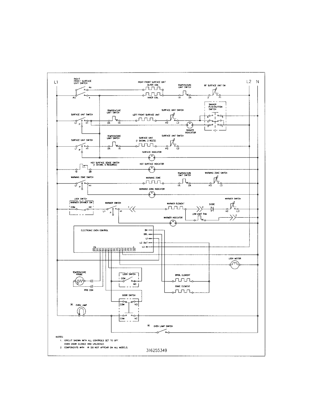 medium resolution of looking for kenmore model 79095882302 electric range repairelectric range wiring schematic 15