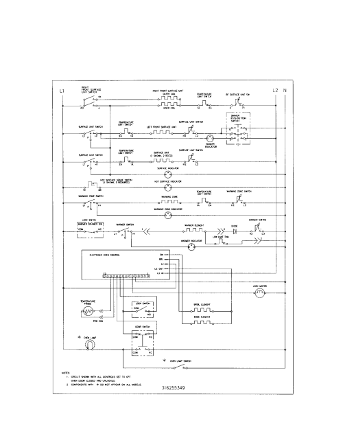 small resolution of looking for kenmore model 79095882302 electric range repairelectric range wiring schematic 15