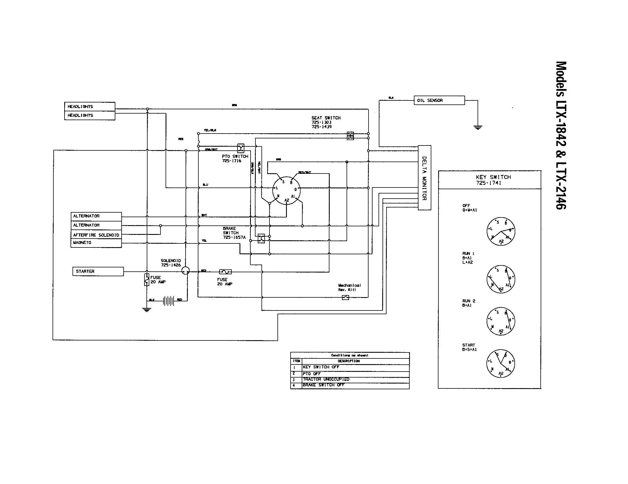 small resolution of toro timecutter 42 wiring diagram