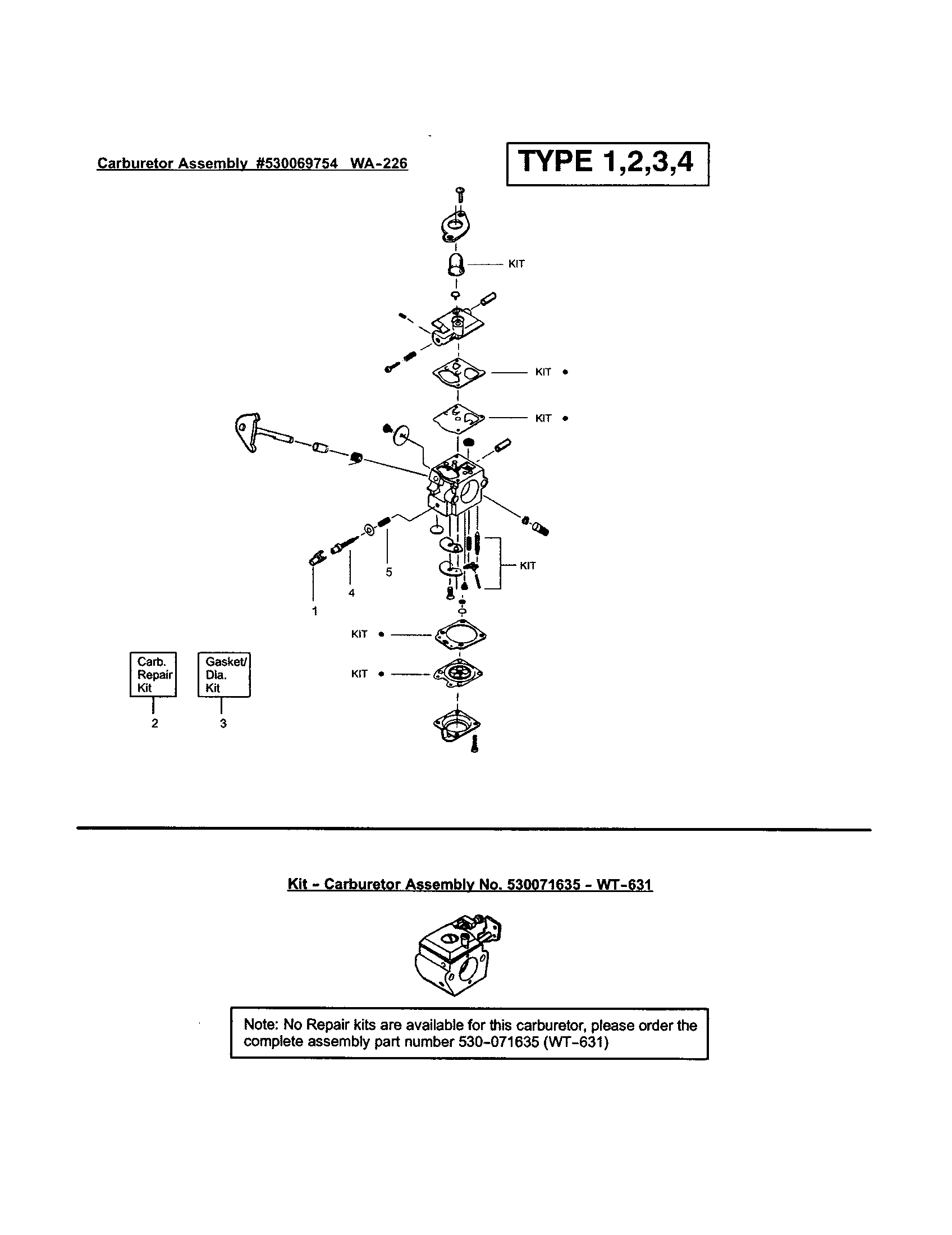 diagram parts of a feather toyota 1jz gte wiring carburetor 530069754 wa 226 and list for