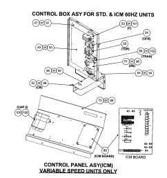 ducted air conditioning wiring diagram pictures [ 1696 x 2200 Pixel ]