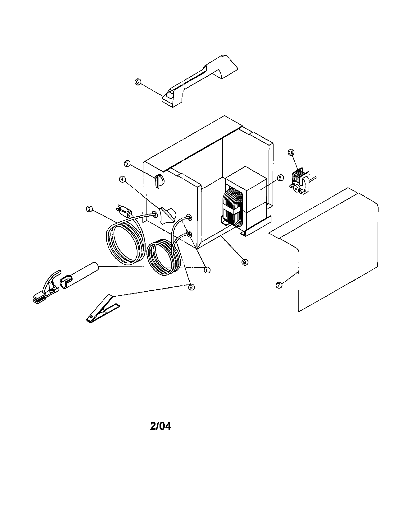 century welder parts diagram word problems using venn diagrams 100 amp model 110130 sears