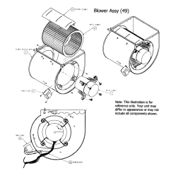 Bryant Forced Air Furnace Diagram Toro Wheel Horse 520h Wiring Carrier Furnace: Blower