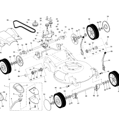 husqvarna riding mower part diagram [ 2200 x 1696 Pixel ]