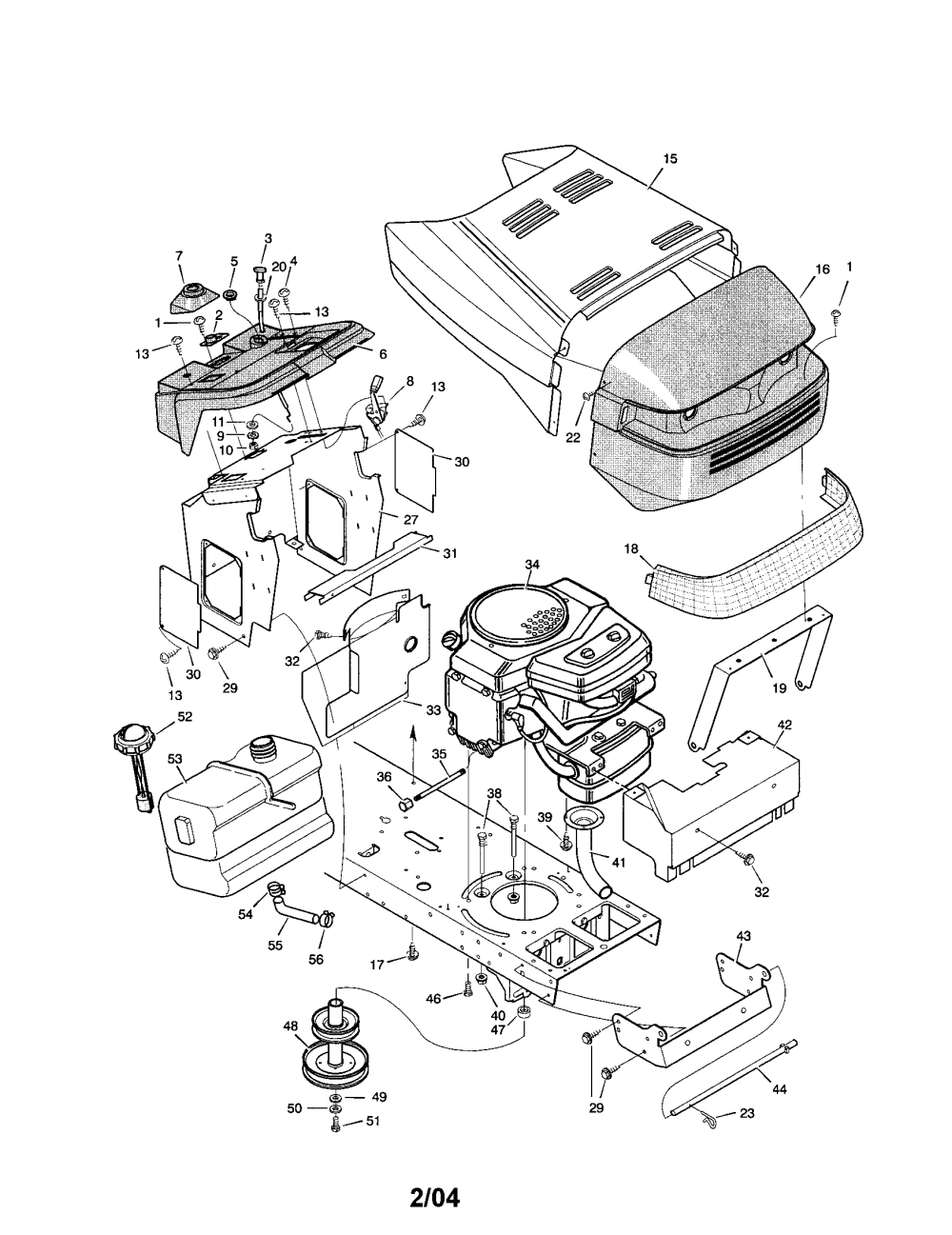 medium resolution of murray lawn mower engine diagram wiring diagram database murray lawn mower engine parts murray lawn mower engine diagram