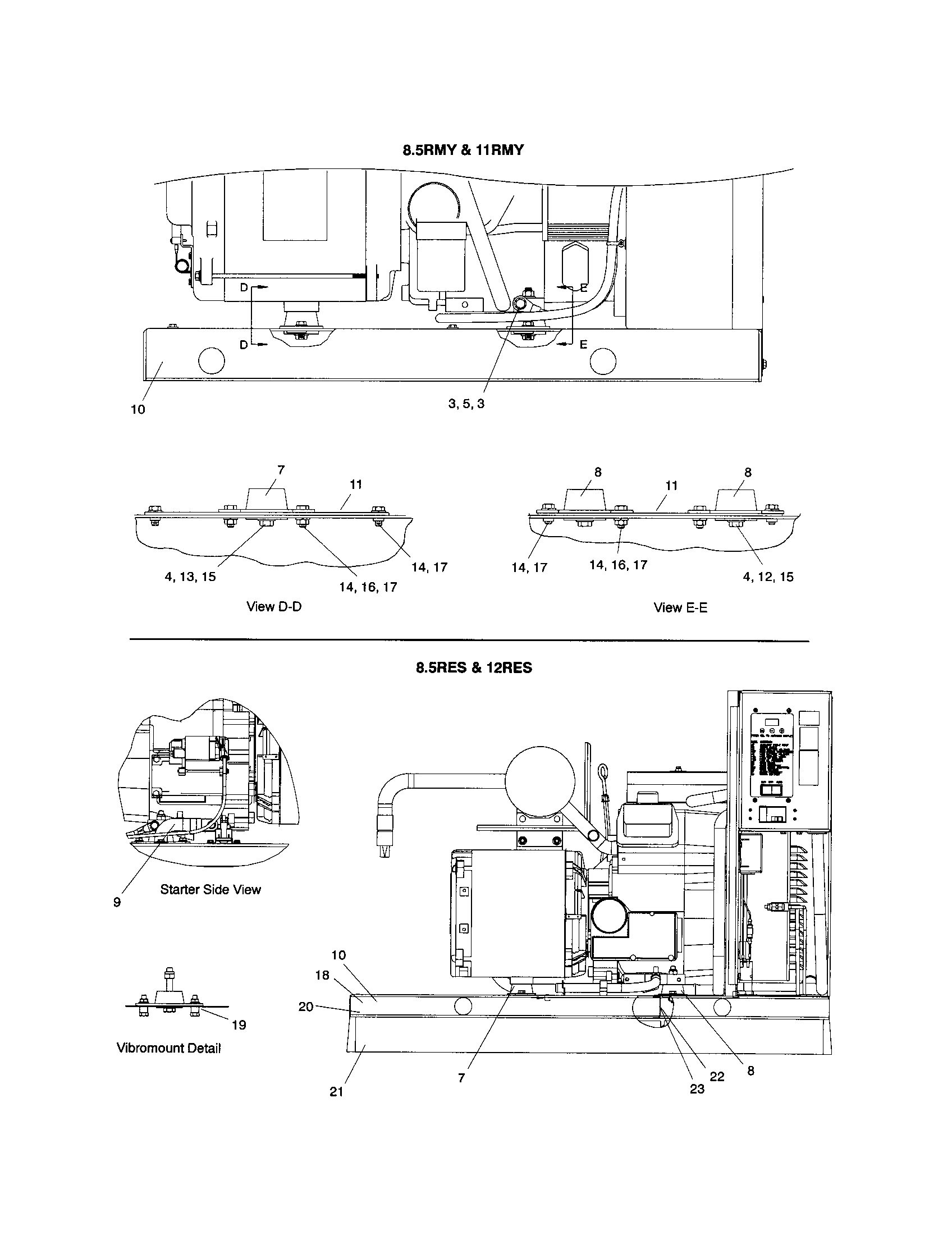 wiring diagrams ther with generator diagram on wiring