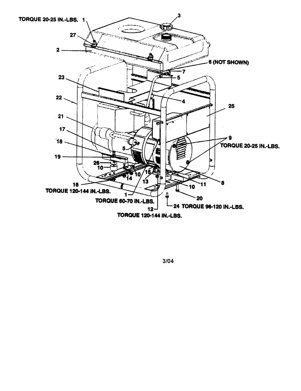 medium resolution of devilbiss gt5250 2 generator diagram