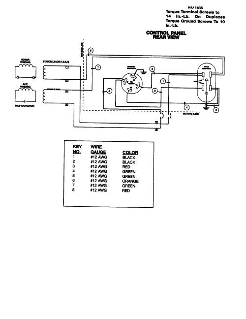 small resolution of power back generator wiring wiring diagrams wni power back generator wiring
