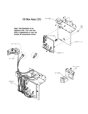 CARRIER Furnace Control box assembly Parts | Model