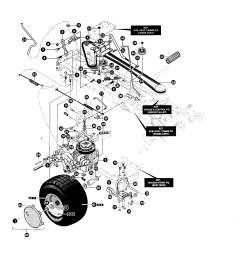 yard king 50562x89 motion drive assembly diagram [ 1696 x 2200 Pixel ]