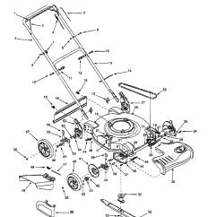 Bolens Lawn Tractor Parts Diagram 24 Volt Truck Alternator Wiring Mower Model 12a264l163 Sears Partsdirect
