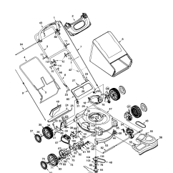 Troy Bilt Mower Parts Diagrams Boat Navigation Lights Wiring Diagram Schematics Schematic Troybilt Model 12a 466n063 Walk Behind Lawnmower Gas Genuine
