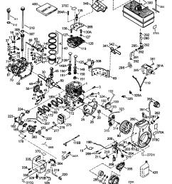 tecumseh hmsk80 155719x engine diagram [ 1696 x 2200 Pixel ]