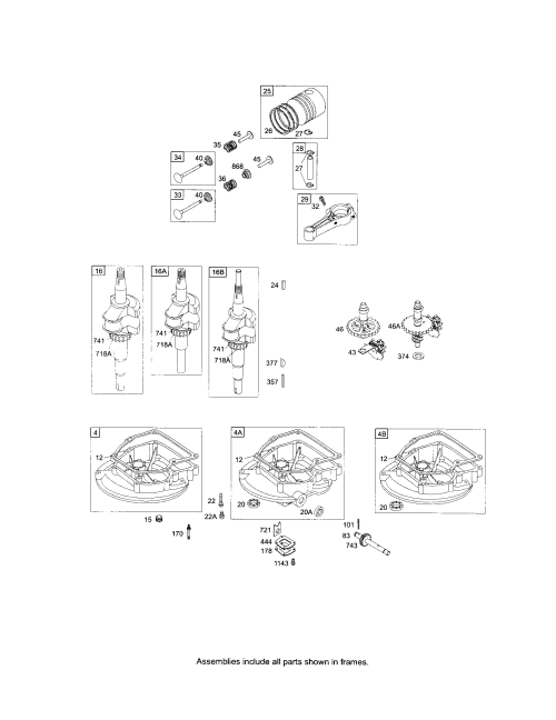 small resolution of briggs stratton 10d902 0133 b2 engine sump diagram