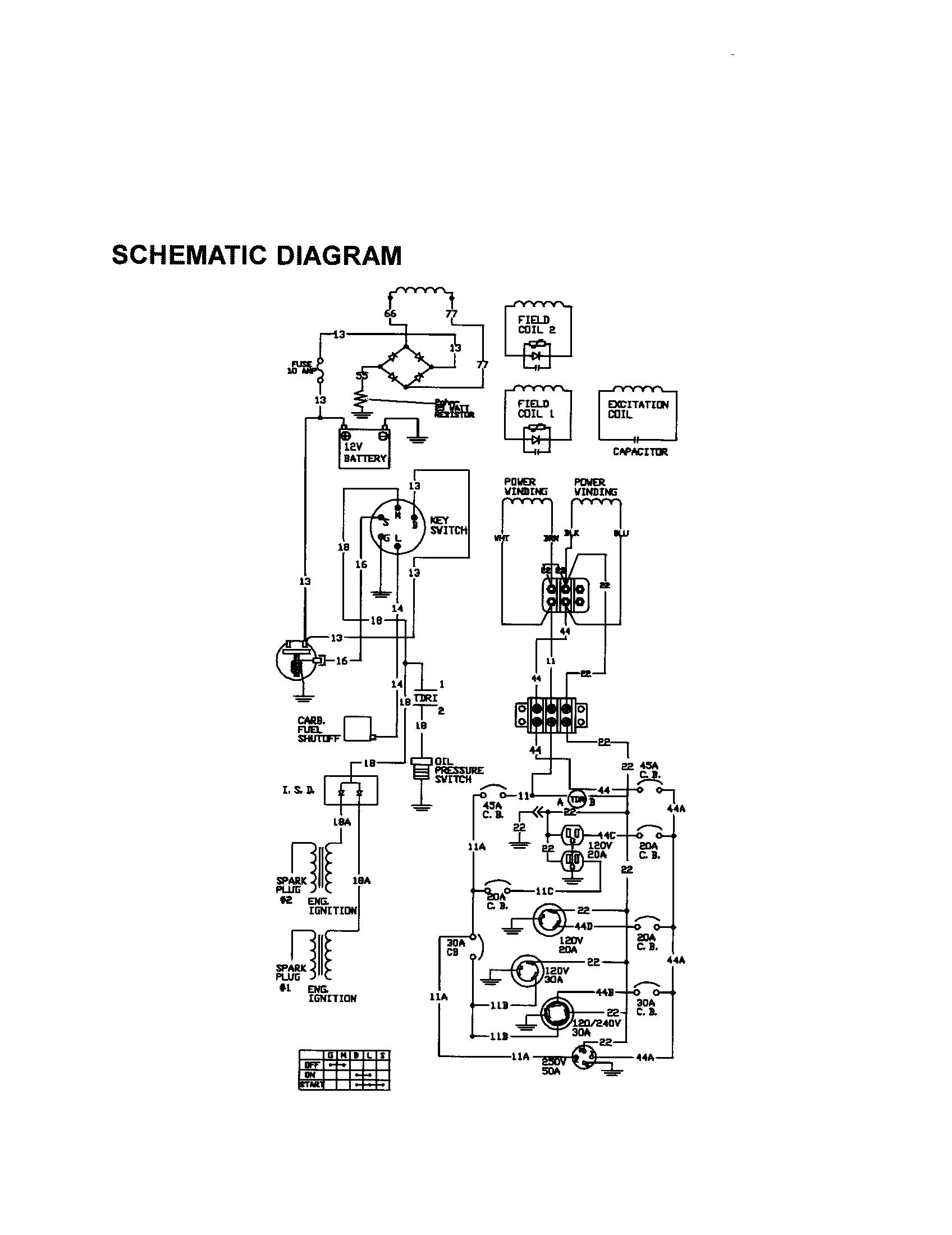 Generac Generator Wiring Diagrams Mbb Interlift Wiring-diagram