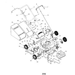 Troy Bilt Mower Parts Diagrams Bt Telephone Sockets Wiring Troybilt Model 12a 466a766 Walk Behind Lawnmower Gas Genuine